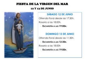 Fiesta de La Virgen del Mar